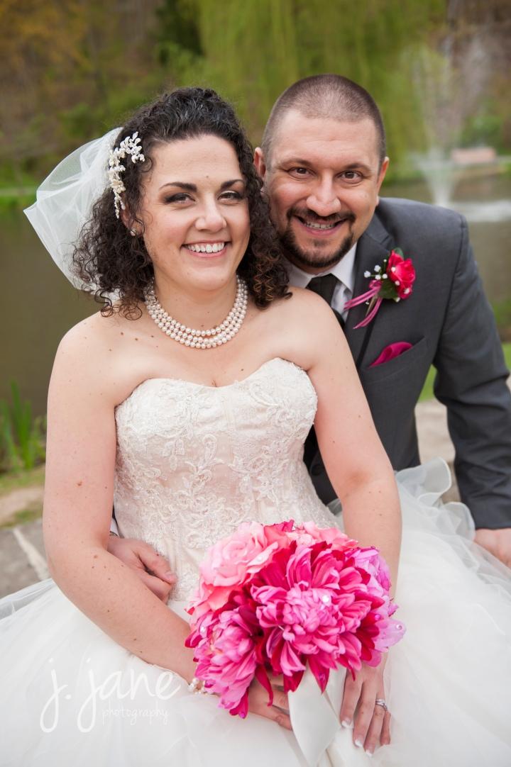 Congratulations Matt &Gina!
